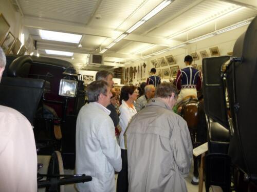 Museumstag 2011 Besucher